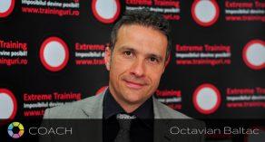 Coach Octavian Baltac