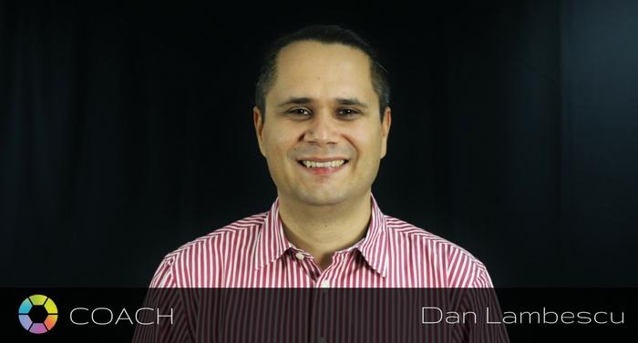 Coach Dan Lambescu