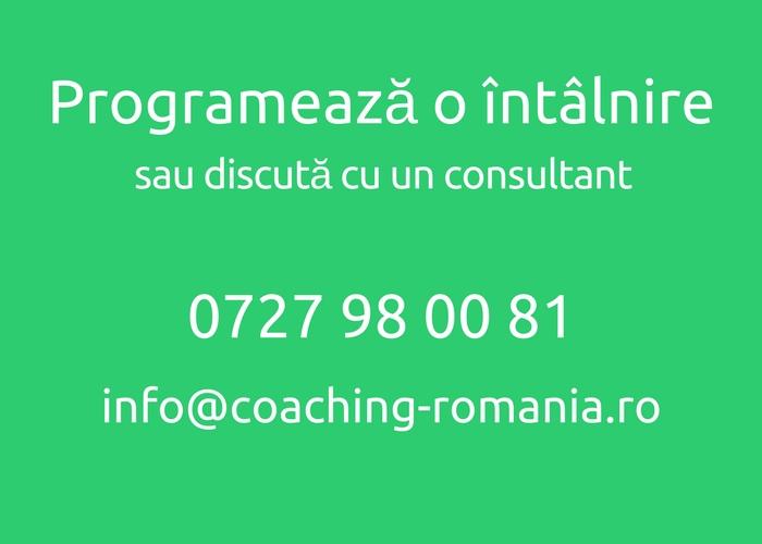 programeaza intalnire coaching